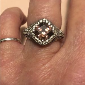 TACORI IV. Sterling Silver 925 Stamped.